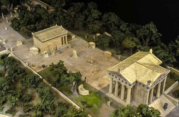 Τα αυθεντικά αγωνίσματα στις αρχαίες Ολυμπιάδες