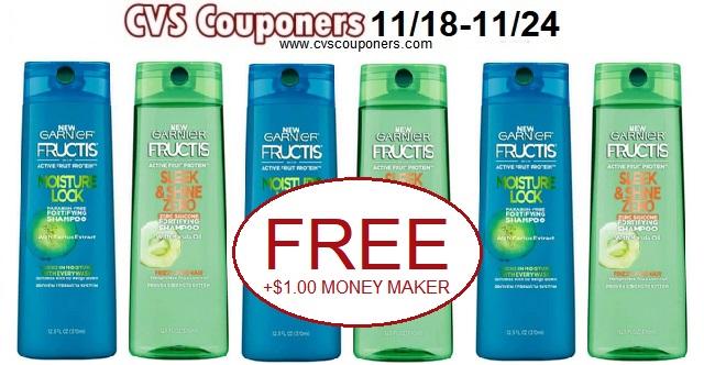 http://www.cvscouponers.com/2018/11/CVS-free-moneymaker-garnier-fructis-1118-1124.html
