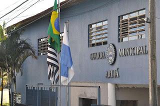 Projeto de reestruturação da Guarda Civil Municipal de Arujá recebe seis emendas