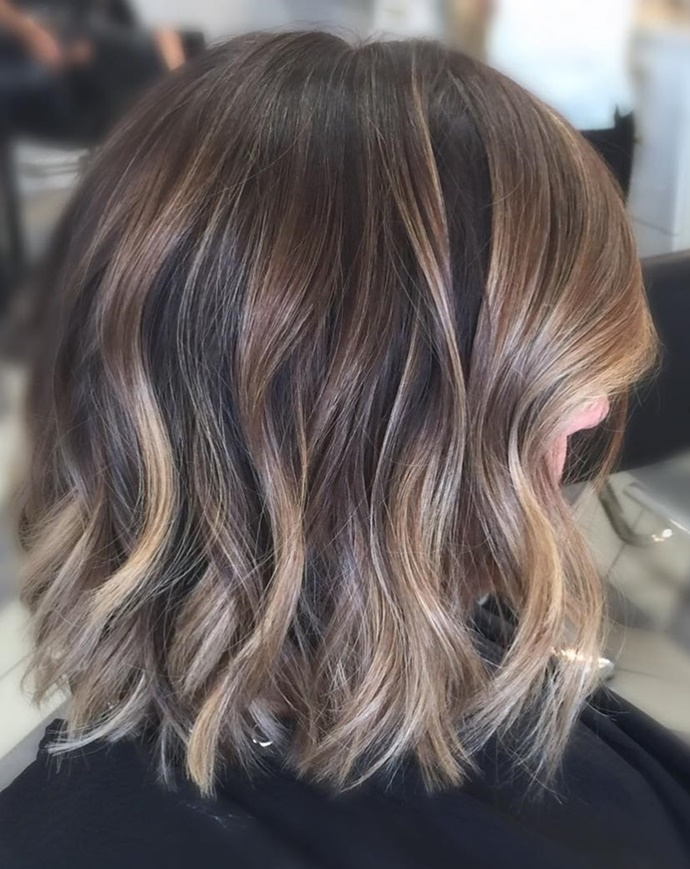 9 hottest balayage hair highlights ideas 9