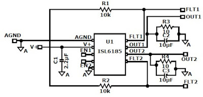 Controller Circuit Diagram
