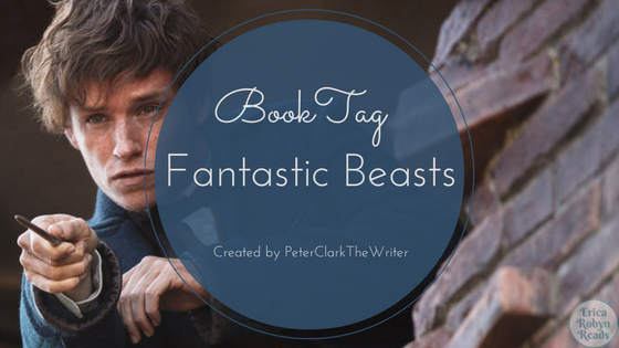 fantastic beasts book tag created by PeterClarkTheWriter