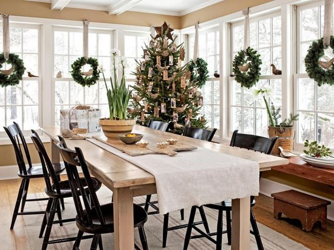 C mo decorar mi casa en navidad for Como decorar mi casa para navidad