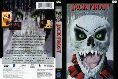 Filme Jack Frost (1997) DVD Capa