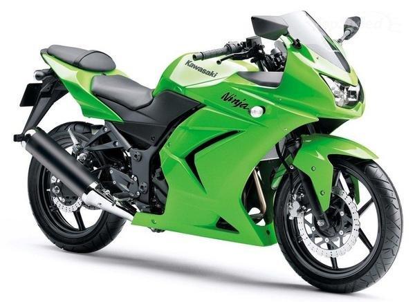 2008 Kawasaki Ninja 250R Owner s Manual