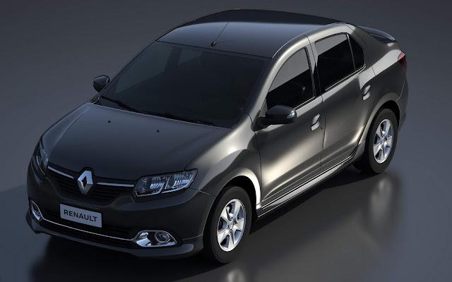 Novo Renault Logan 2017 - preços