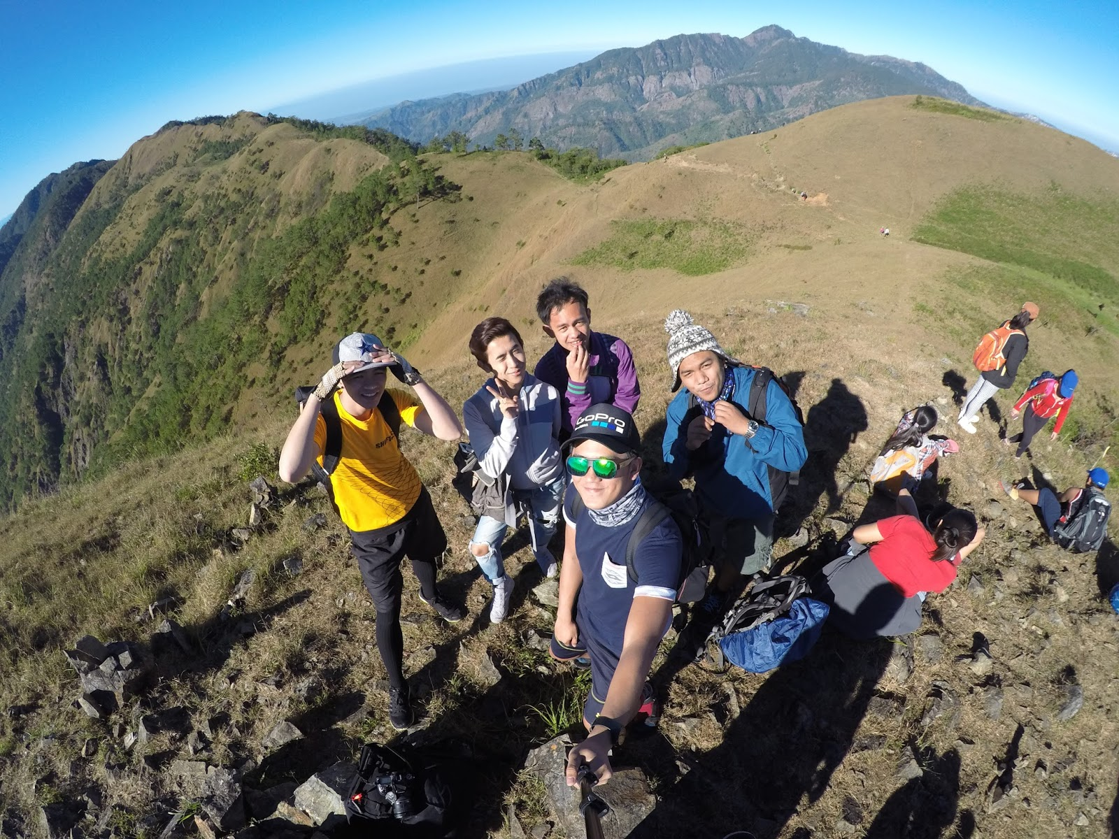 Travel Guide for Mt. Ulap Itogon Benguet