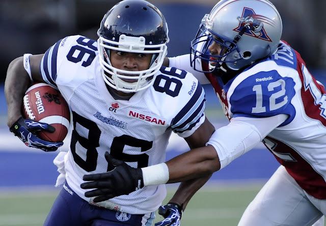 Assistir a um jogo de futebol canadense no Canadá - Toronto Argonauts
