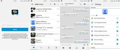 BBM IOS Themes v7 Based 2.12.0.11 (Standart)