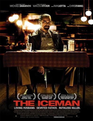 Ver The Iceman (El hombre de hielo) (2012) Online