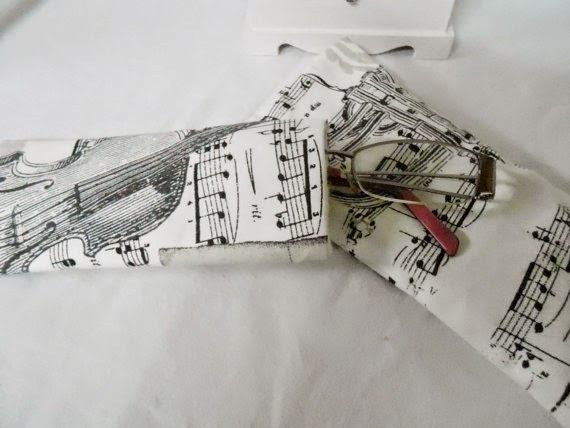 Eye Pillow & Eye Glasses Case