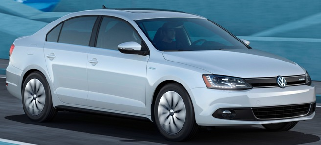 New Volkswagen Jetta Hybrid Available At The End Of Year