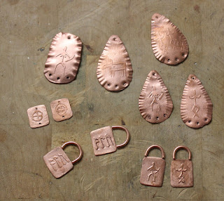 Charms under construction