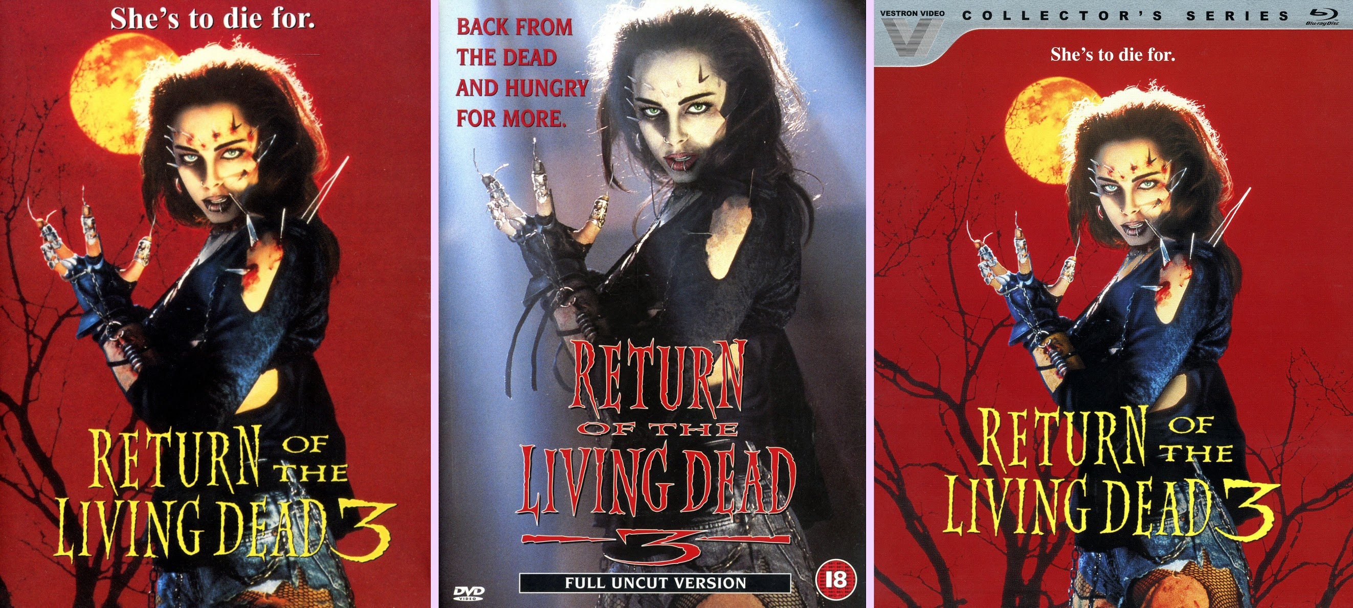 Most of you guys if you ve found your way to this blog probably already know the rough deal with return of the living dead 3 the us disc from lions gate