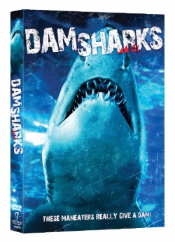 dam sharks box art
