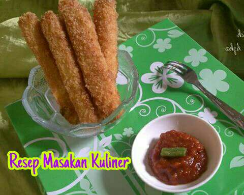 Chicken Cheese Nugget, resep chicken cheese nugget,