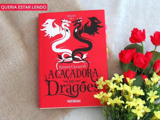 Resenha: A Caçadora de Dragões
