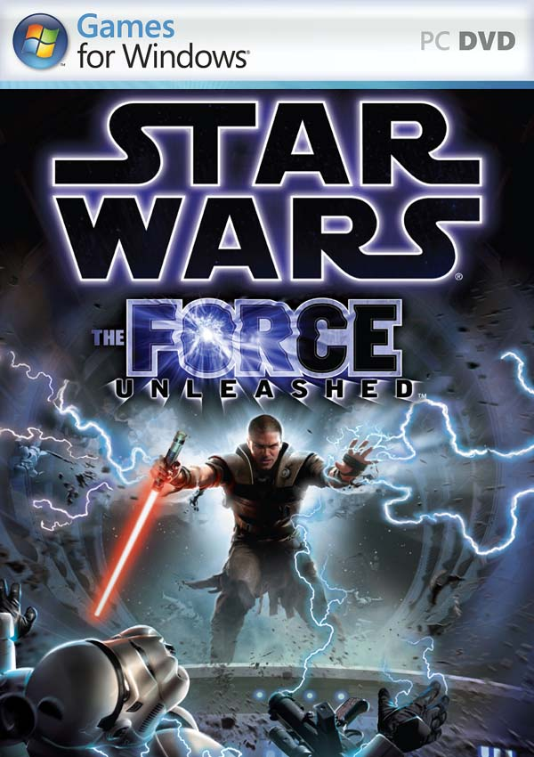 Star Wars The Force Unleashed PC Cover