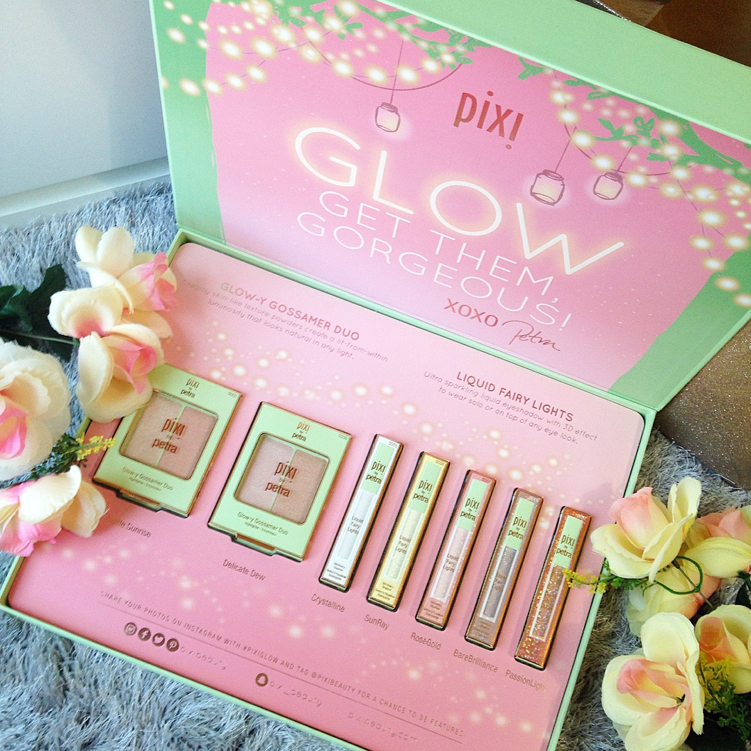 My Little Things ~ Beauty Diary by Monica: Summer Glow with Pixi