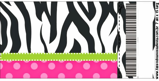Zebra and pink free printable invitations oh my quinceaneras zebra and pink ticket invitation filmwisefo