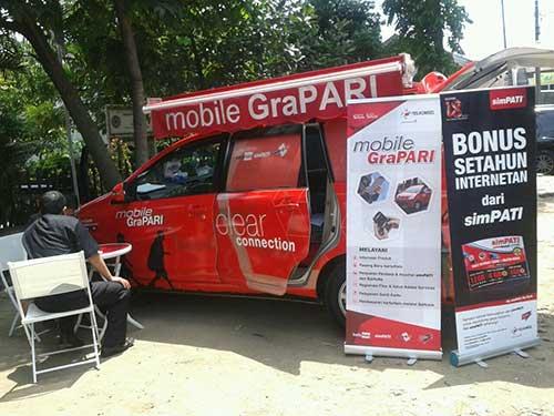 Alamat & Nomor Telepon Grapari Telkomsel Kabupaten Karo