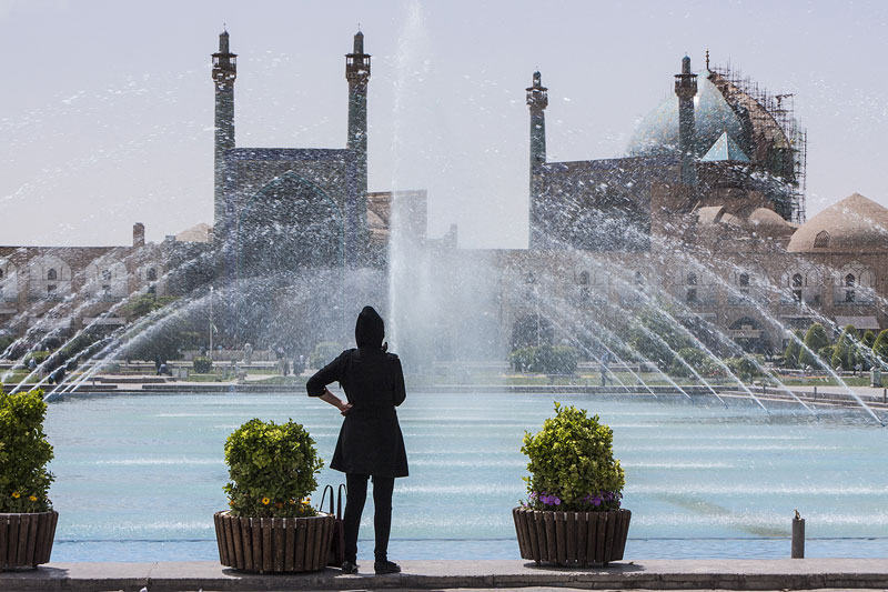 Piazza Imam a Isfahan