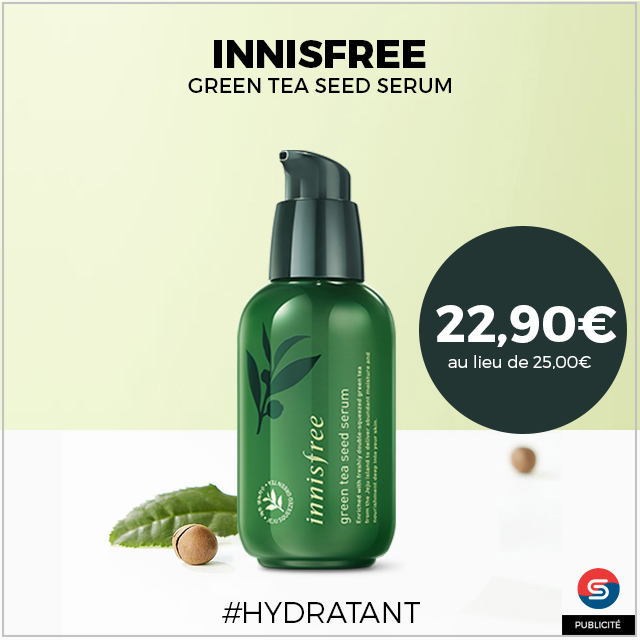 green tea serum innisfree