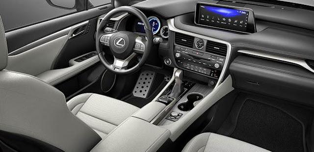 2017 Lexus RX 350 F Sport Review