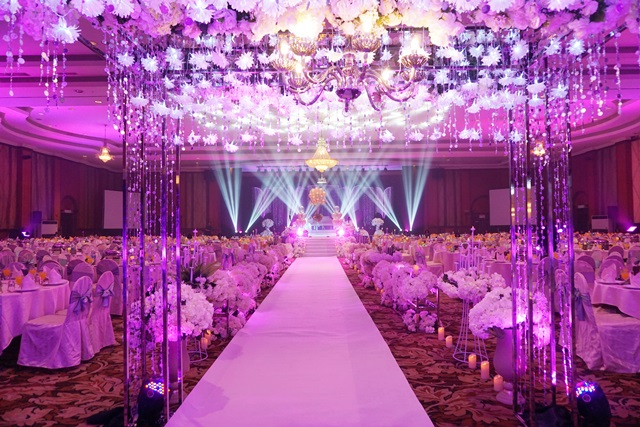 5 Little Angels: Affordable Wedding Package at Summit Hotel Subang USJ