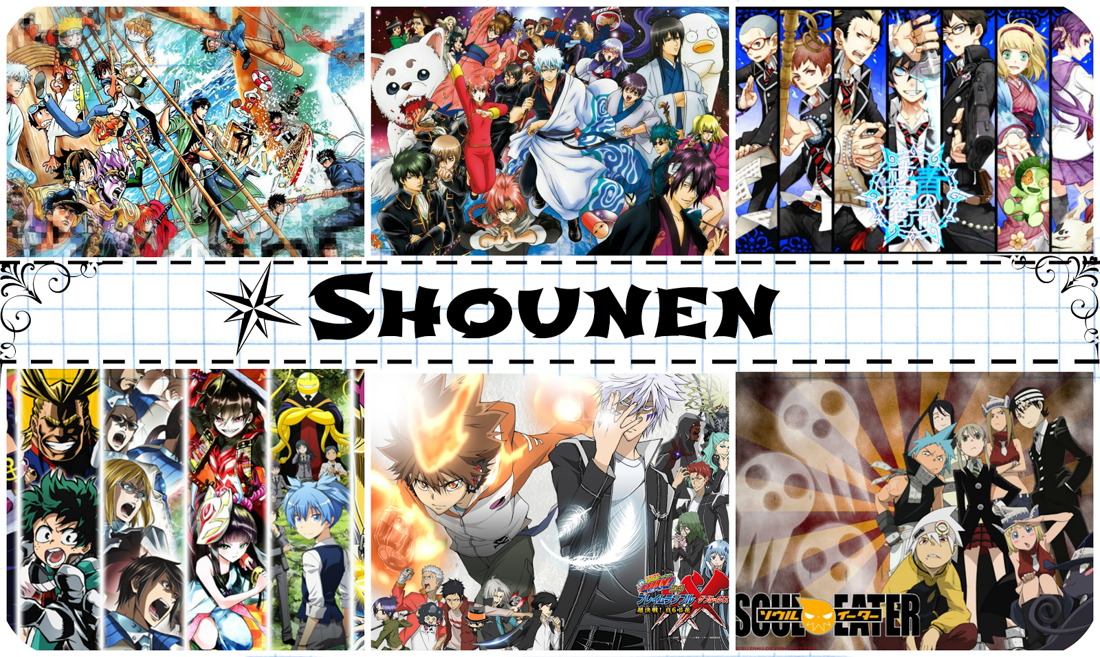 The meaning of shounen