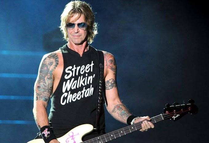 Duff McKagan sacará en 2019 un nuevo álbum solista