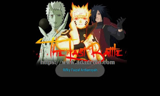 Naruto Senki NS4: The Last Battle v1 by Faisal