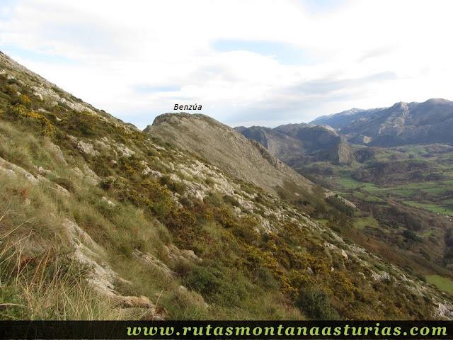 Vista del Benzúa