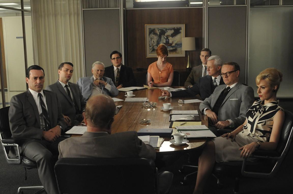 Mad Men - Season 4 Episode 12: Blowing Smoke