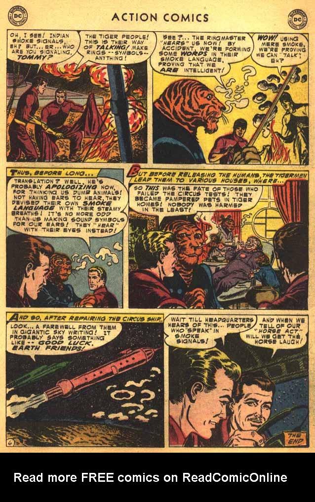 Action Comics (1938) 200 Page 20