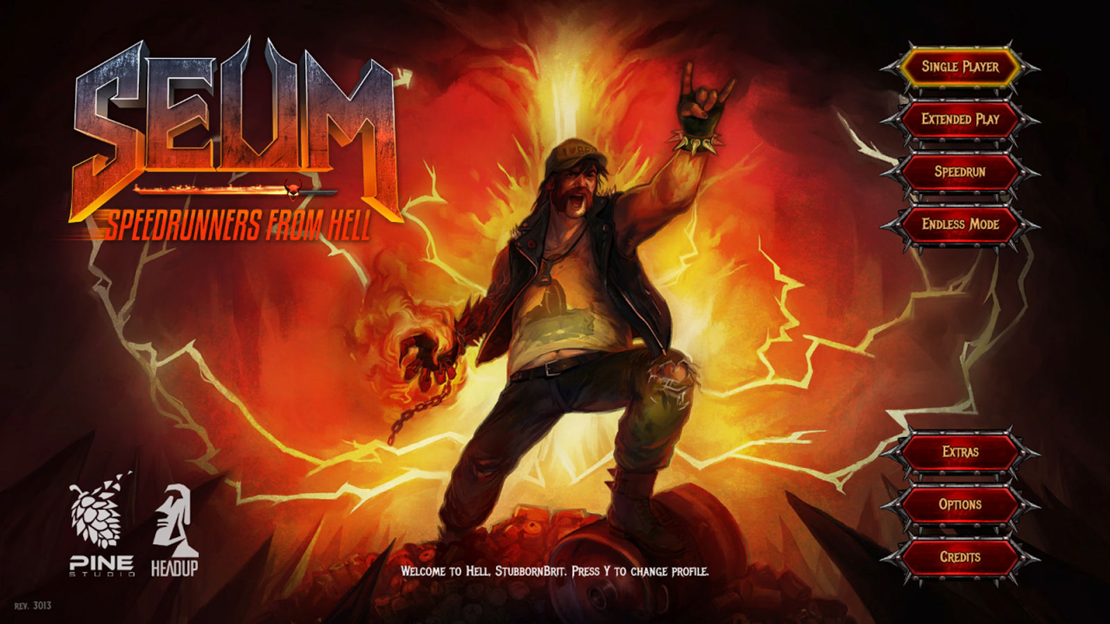 SEUM: SpeedRunners From Hell (Xbox)