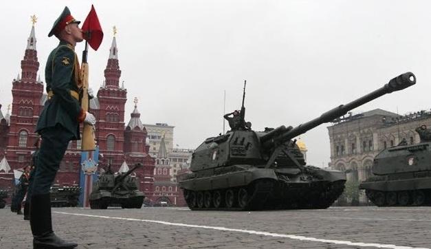 Ο Πούτιν στέλνει παντού μηνύματα.Παγκόσμια επίδειξη ισχύος από την Ρωσία σε μία μεγαλειώδη παρέλαση.BINTEO