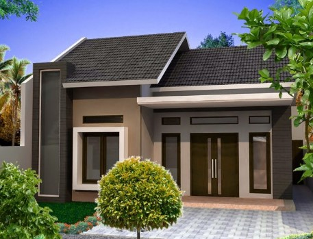 16 Desain Rumah Sederhana Tapi Mewah Terbaik 2019 Materi Teknik