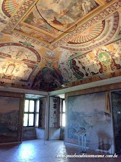 villa deste jardins guia portugues salao sacrificio noe - Villa D'Este em Tivoli com guia em português