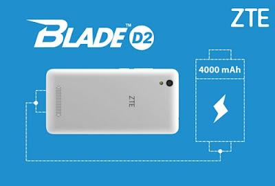 Baterai ZTE Blade D2