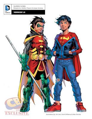 Робін і Супербой