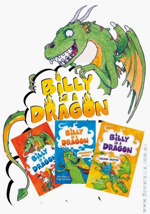 Billy is a Dragon review by Barbara Braxton