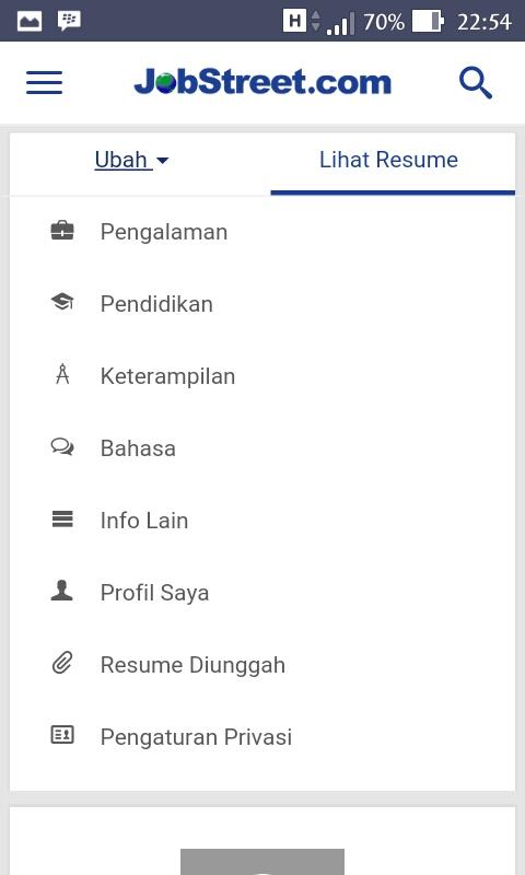 Tutorial Daftar Dan Melamar Kerja Online Jobstreet