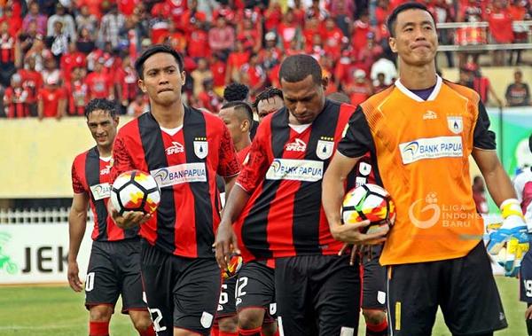 Lepas Striker Brasil, Ini Daftar Pemain Sementara Persipura Jayapura