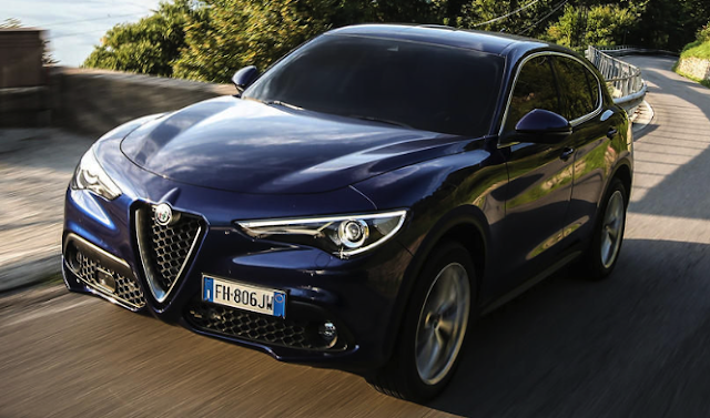 2018 Alfa Romeo Stelvio 2.0T and 2.2D Euro-Spec Review