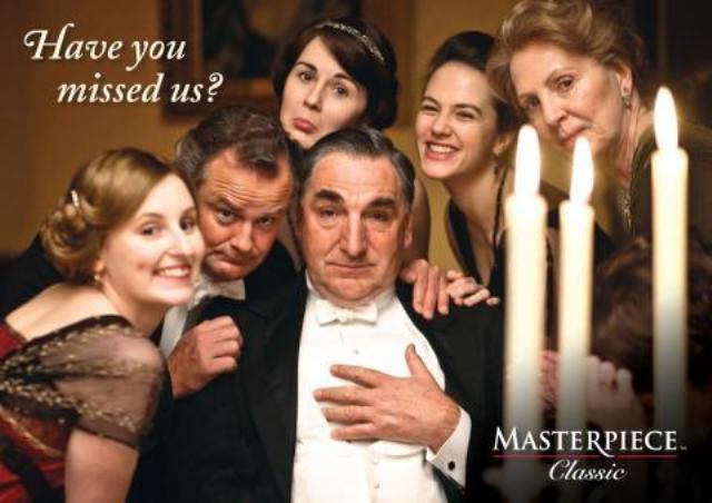Indulge Your Shelf: Downton Abbey, season 3