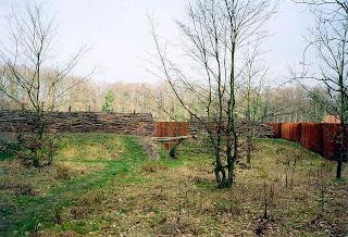 Fortificación romana Teutoburgo