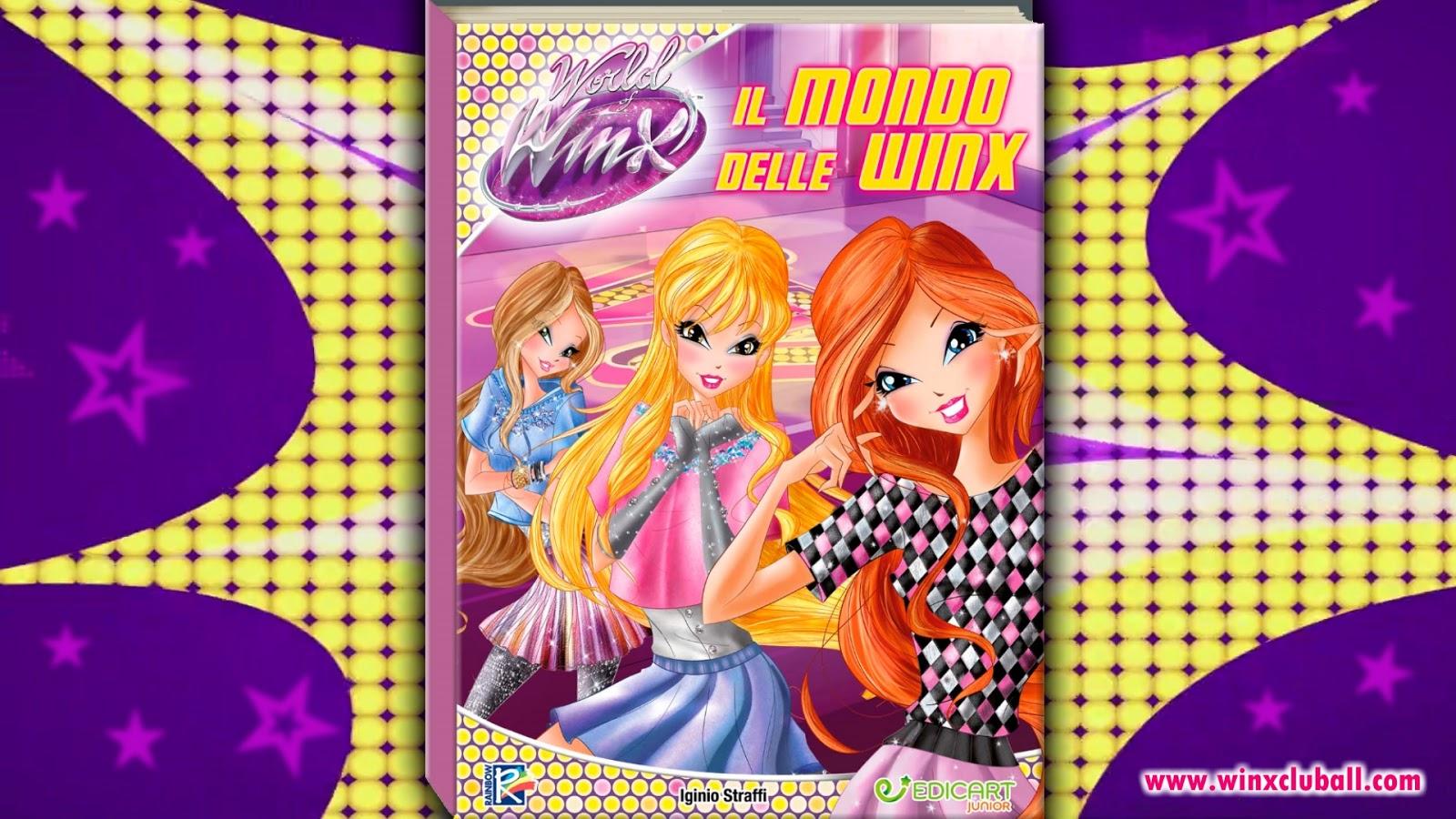 Delle Winx: Il Mondo Delle Winx