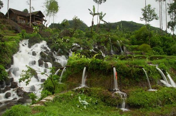 air terjun patenggang Tempat Wisata Alam Di Bandung Dan Sekitarnya