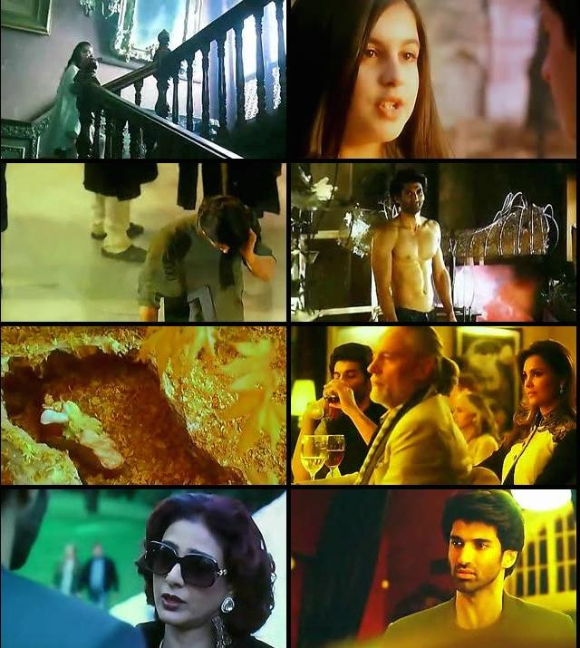 Fitoor 2016 Hindi 480p DVDScr 350mb